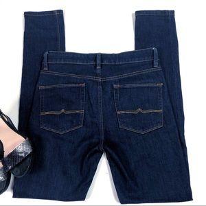 ASOS | Women's High-waist Skinny Denim Jeans